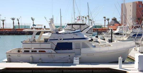 48' Offshore Yacht Fisher+Boat for sale!