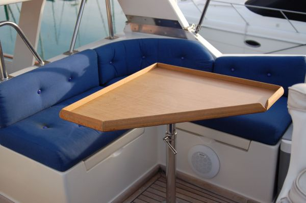 48' Offshore Yacht Fisher+Decked