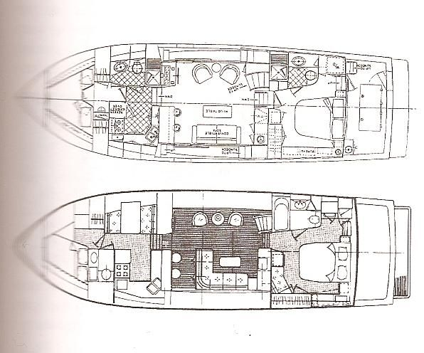 48' Offshore Yacht Fisher+