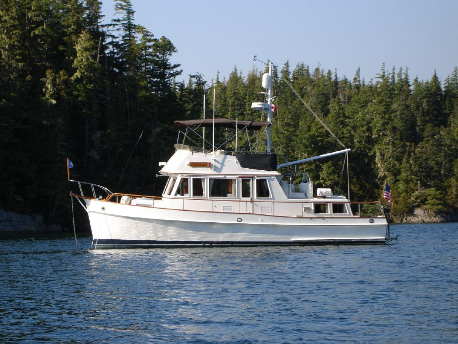 Banks For Sale >> 1988 Grand Banks 36 Classic Power Boat For Sale Www