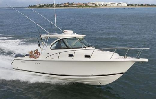 2011 Pursuit OS 315 Offshore