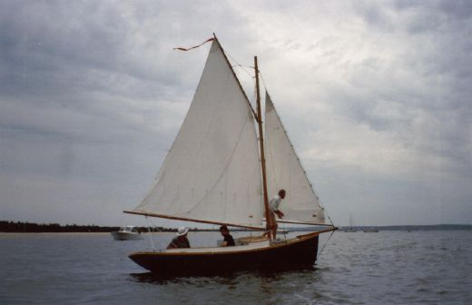 1989 Ralph Stanley Friendship Sloop
