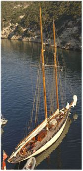 2004 William Fife Gaff Schooner