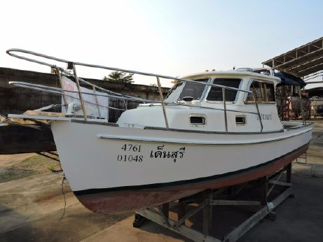 2003 Lobster Boat 26 power