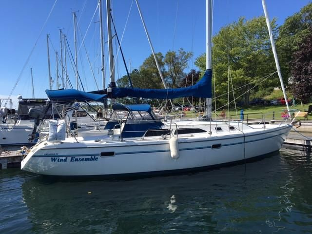 1995 Catalina 36 MkII Sail Boat For Sale - www yachtworld com
