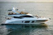 photo of 65' Sea Ray L650 Fly