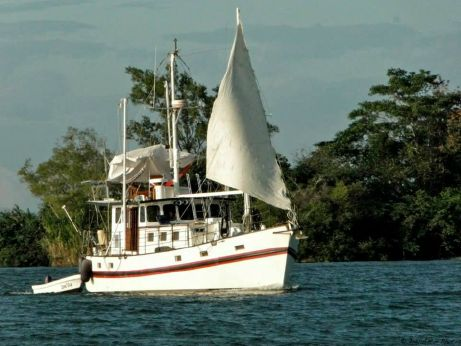 1980 Custom Robert Bebee Passagemaker