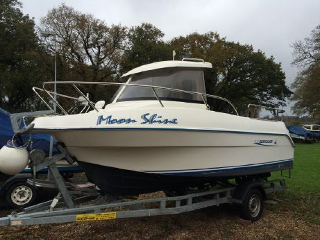 2004 Quicksilver 500 Pilothouse