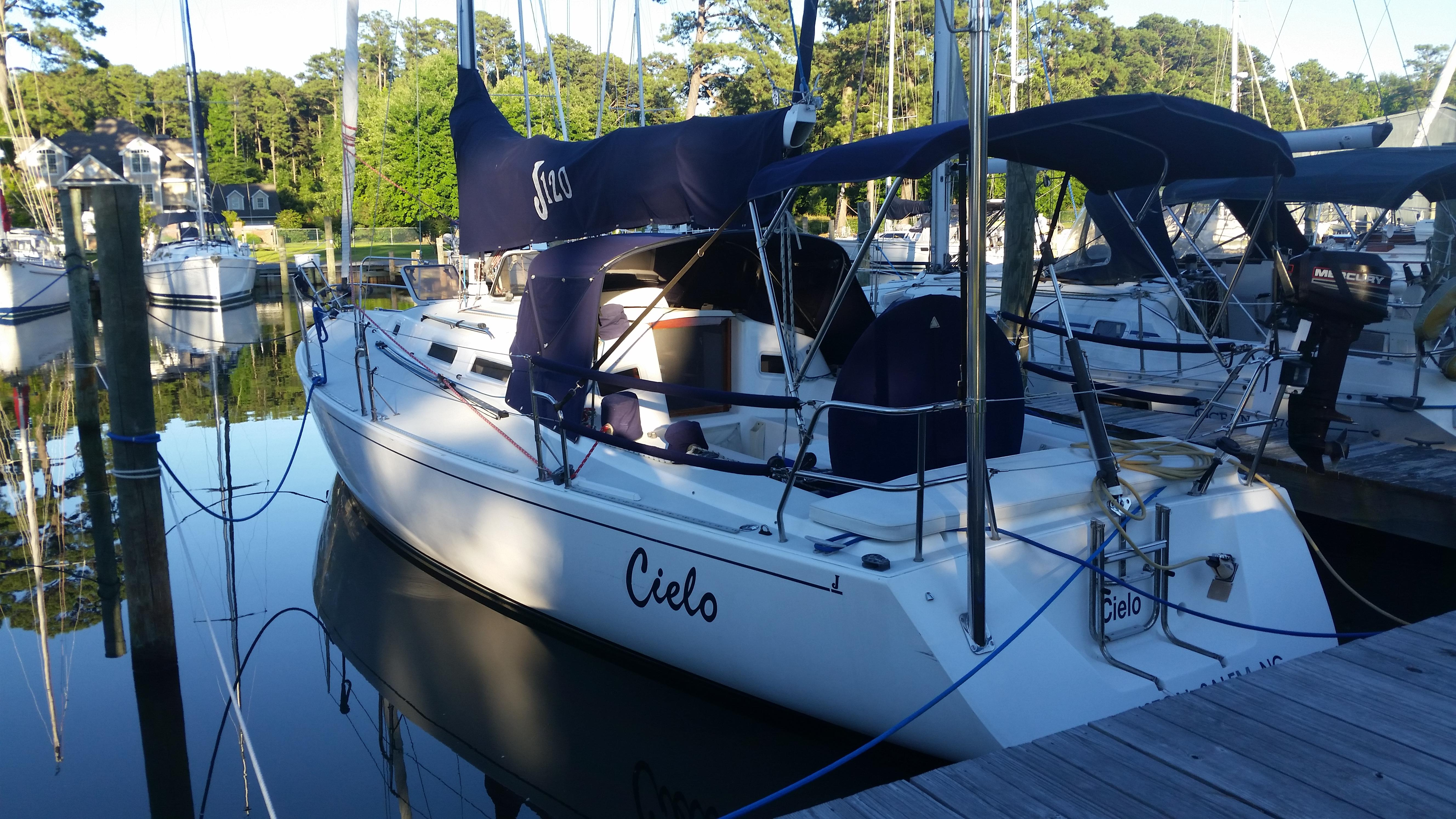 1998 J Boats J/120 Shoal Draft Carbon mast Sail Boat For Sale