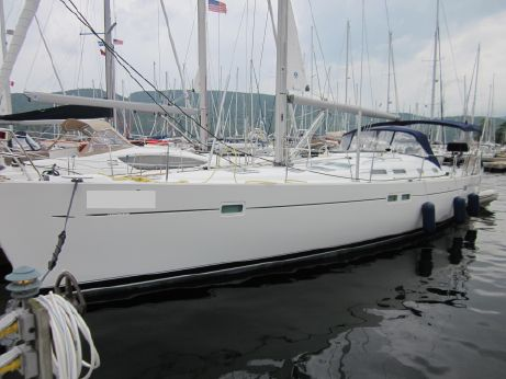 2006 Beneteau 473-2 cabin-FRESH WATER