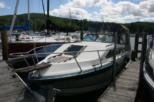 1989 Chaparral 27 Signature