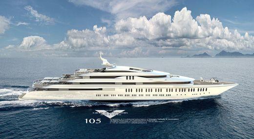 2016 Ssh  Maritime 105 Custom