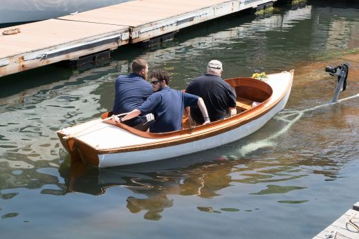 2016 Herreshoff Electric Launch