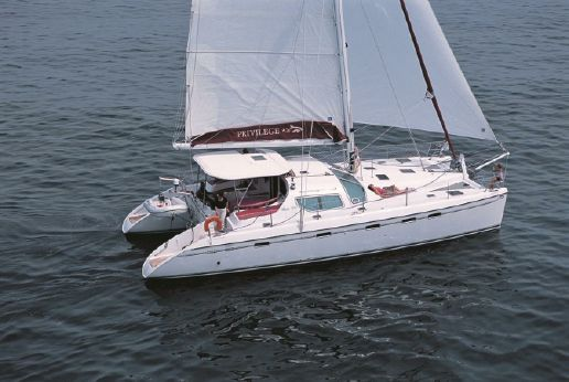 2004 Alliaura Marine Privilege 465