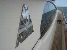 1997 Azimut 78 Ultra Motoryacht Flybridge