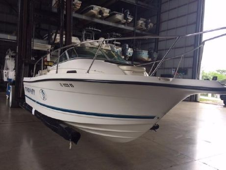 1998 Bayliner Trophy 2052 WA