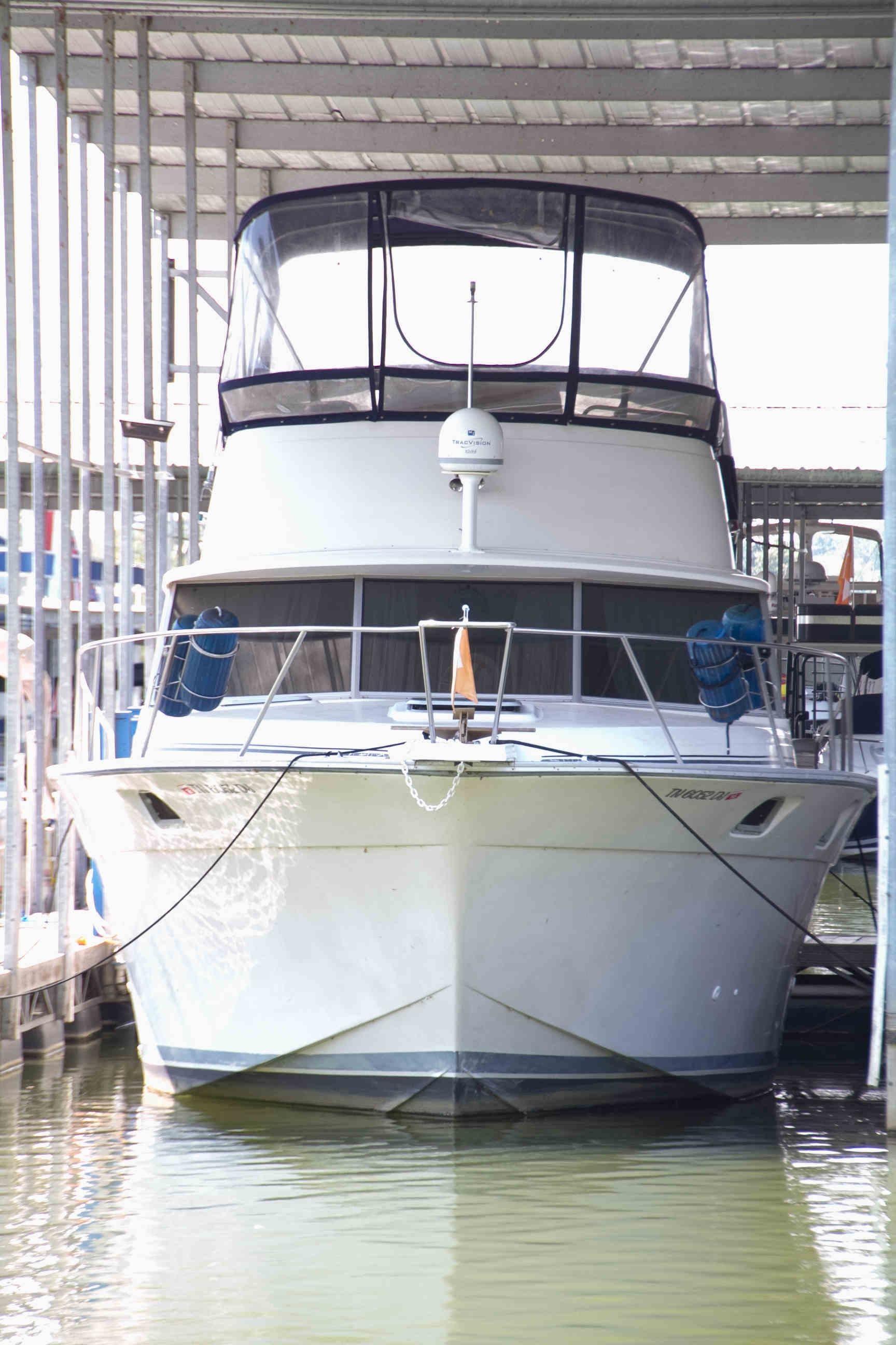 1989 Silverton 40 Aft Cabin Power Boat For Sale Www