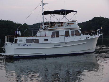 2001 Monk Trawler