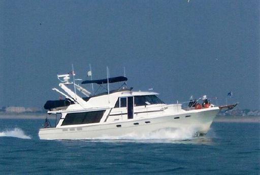 1991 Bayliner 4588