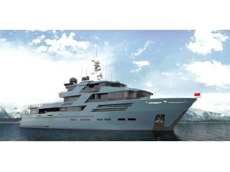 2017 Tiranian Yachts Ranger 58m