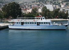1957 Day Passenger Ship