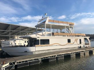 2002 Monticello 70' River Yacht