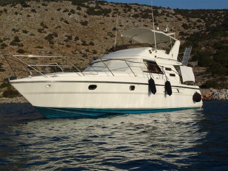 1993 Fairline Phantom 41