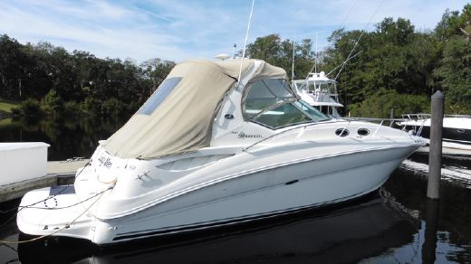 2004 Sea Ray 32 Sundancer