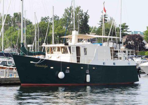 2001 Custom 46 Steel LRC Trawler