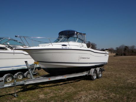 1999 Seaswirl 2600 STRIPER WALKAROUND