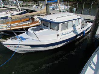 2005 C-Dory Cruiser