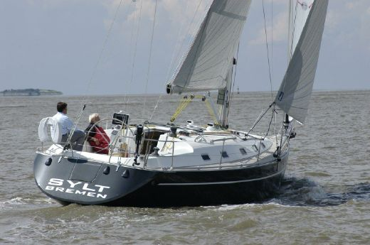 2007 Harmony 42 Performance