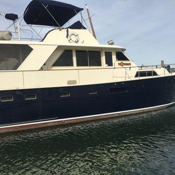 1971 Hatteras 530 Motor Yacht