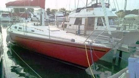 1983 Morgan 454 Sloop