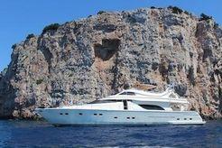 2000 Ferretti Yachts 80 RPH