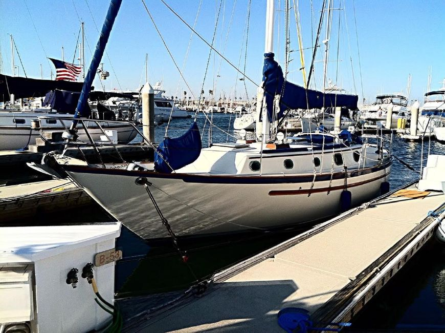 Pacific Seacraft 34 Sailboat for sale in California