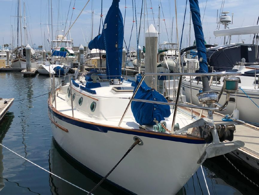 Pacific Seacraft 34 Sailboat for sale in Long Beach