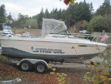 1993 Seaswirl Striper 210