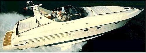 1996 Riva Aquarius 54
