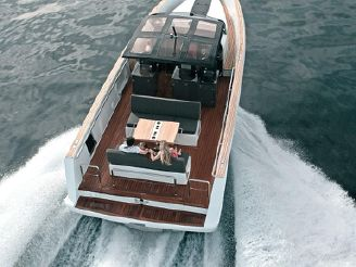 2008 Fjord 40 Open