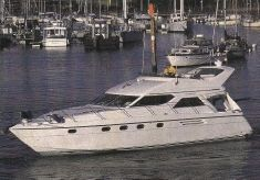 1997 Princess 480