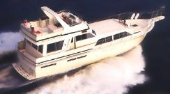 1986 Chris Craft 500 Constellation MY