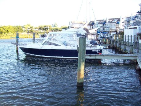 1986 Kelley's Marine Blackfin