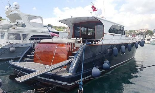 2009 Lobster 59'