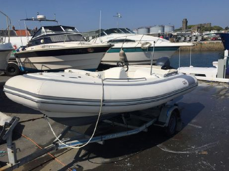 2005 Avon Seasport SE 490 DL