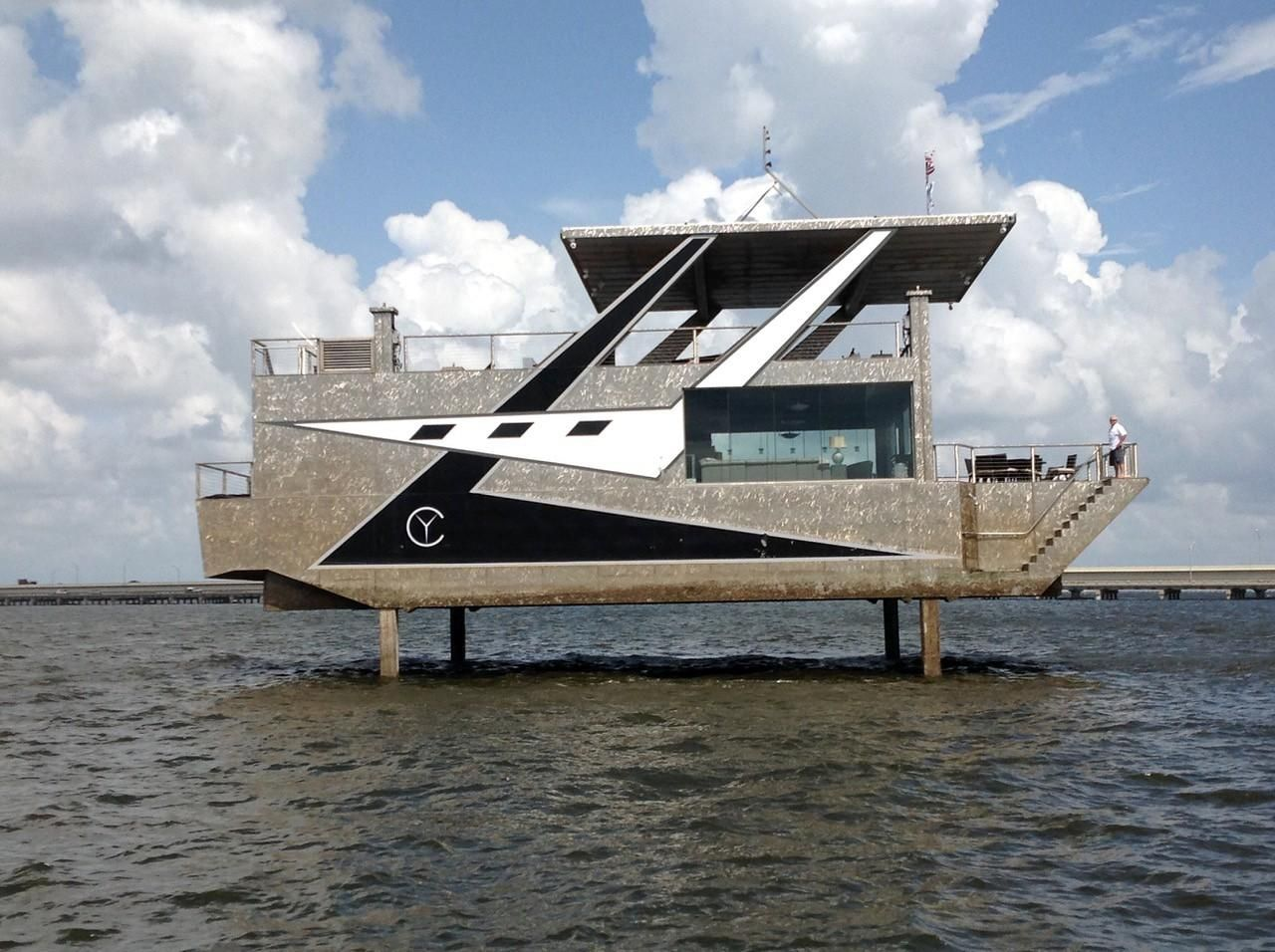 2018 Houseboat Cubic Yacht Power