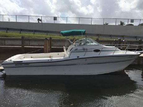 1994 Sport-Craft 252 Sportfish