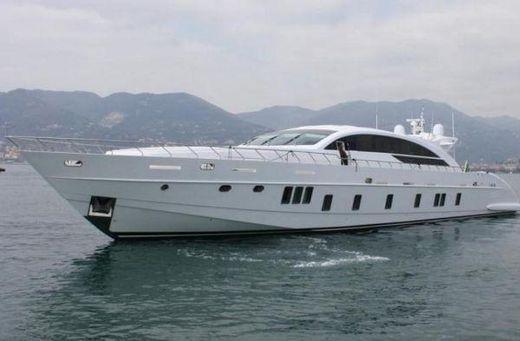 2009 Tecnomar Velvet 36