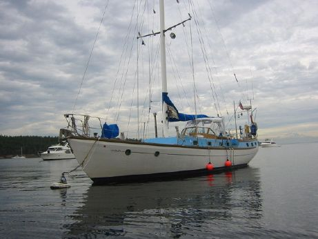 1973 Skookum Cutter Blue Water Ocean Cruiser