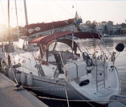 2002 Gib'sea GIBSEA 33 owner's version